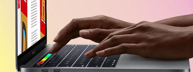 Una Touch Bar anche per la tastiera di iMac?