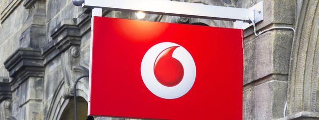 Vodafone, buono Amazon da 50 euro per la FTTH