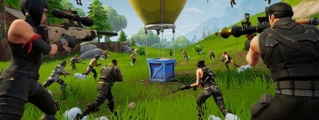Fortnite per Android via app store Samsung?