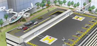 Uber, On-Demand Urban Air Transportation