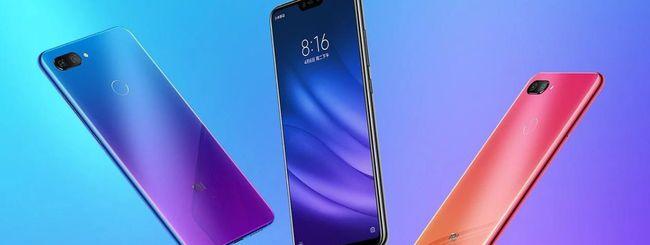 Xiaomi Mi 8 Pro e Mi 8 Lite, specifiche e prezzi