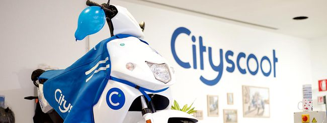 Cityscoot, lo scooter sharing disponibile a Milano