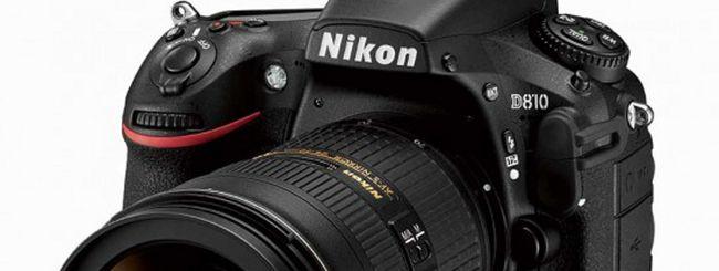 Nikon D810: caratteristiche e fotografie di prova