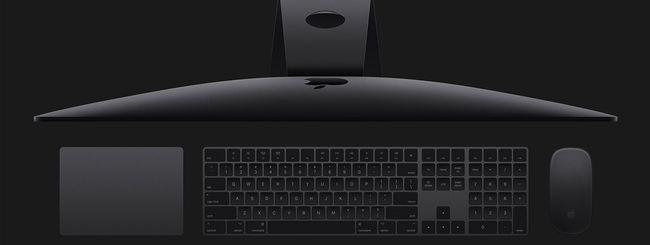 iMac Pro con chip T2 per la sicurezza
