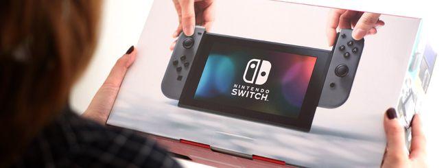 Nintendo Switch torna finalmente disponibile su Amazon
