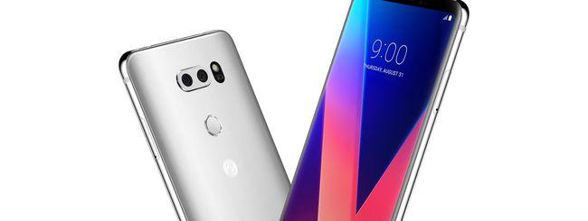 LG V30 riceve numerosi premi all'IFA 2017