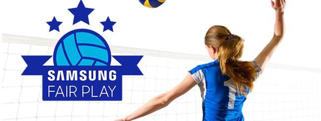 Samsung Fair Play: pallavolo è passione