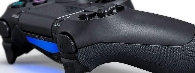 PS4: le novità del controller DualShock 4