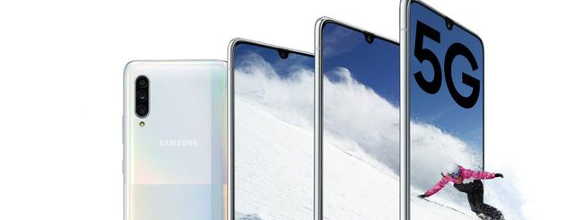 Samsung Galaxy S10 Lite o Galaxy A91?