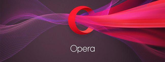 Il browser Opera diventa cinese