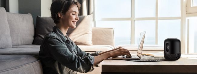 Huawei lancia il nuovo smart speaker Huawei Sound