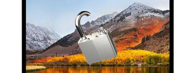 macOS High Sierra: ritorna il bug che permette a chiunque di accedere al Mac