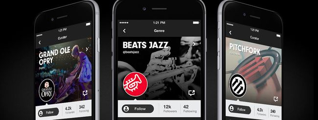 Apple: 75 milioni di utenti contro Spotify e TIDAL