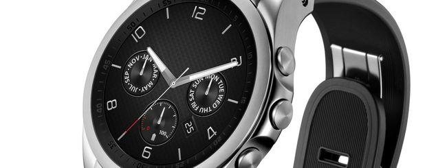 LG Watch Urbane LTE, chiamate vocali e smart wallet