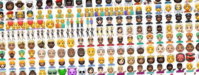 Google, 65 nuove emoji in arrivo su Android Q