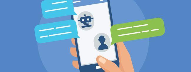 IA e chatbot per il customer care