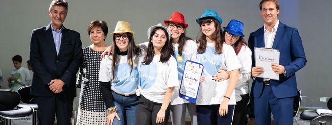LetsApp 2018 Hackathon, Inclusive vince la sfida