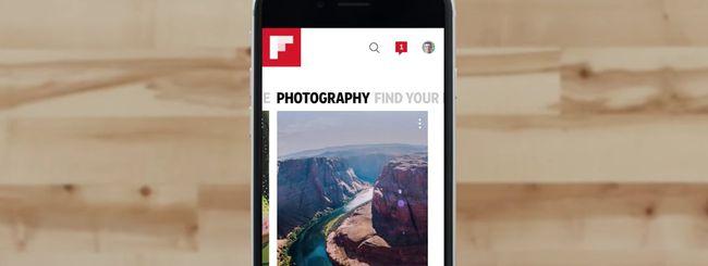 Flipboard, nuovo design con Smart Magazine