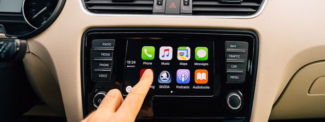 Microsoft Teams in auto: l'app per iOS supporta CarPlay