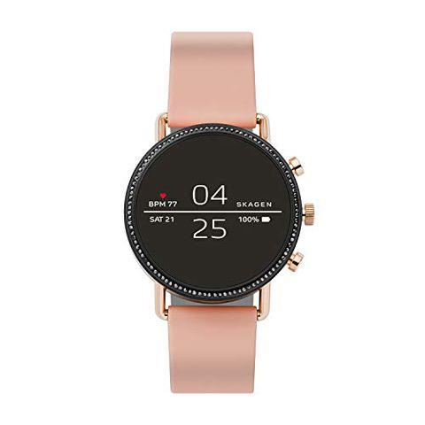 Skagen Smartwatch Donna con Cinturino in Silicone (SKT5107)