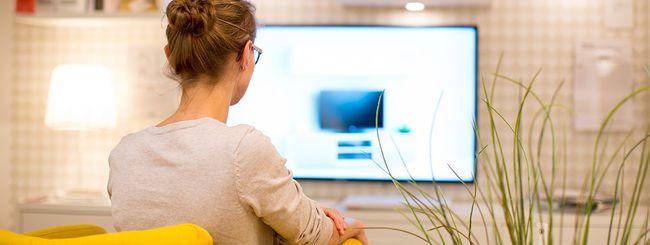 Roaming zero anche per la TV in streaming