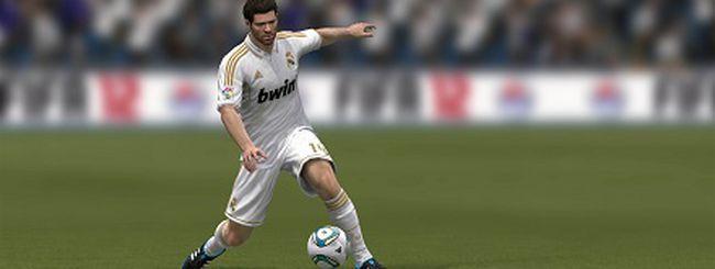 FIFA 12: nuova patch per il multiplayer online