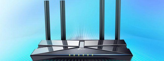 TP-Link: arrivati in Italia i nuovi Router WiFi 6