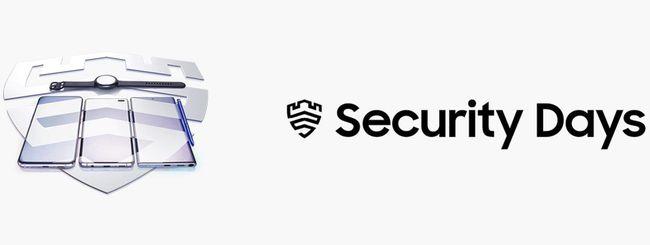 Samsung Security Days, decalogo per smartphone
