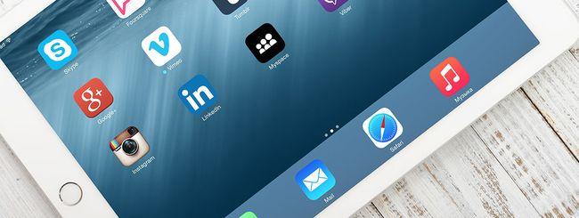 iOS 9: la tastiera svela l'arrivo di iPad Pro?