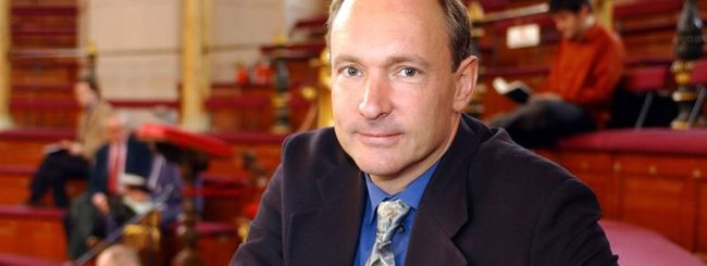 Tim Berners-Lee, l'inventore del Web
