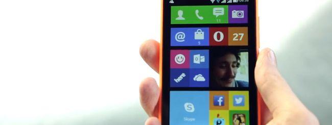 Nuova versione di HERE Maps per Nokia X2