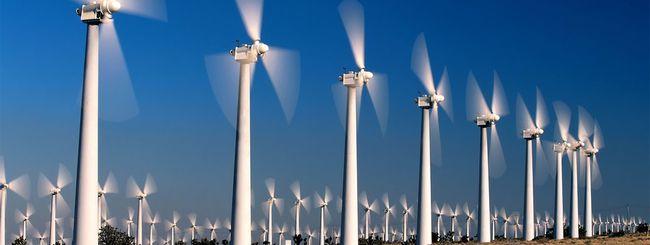 Google: energia pulita per una Rete sostenibile
