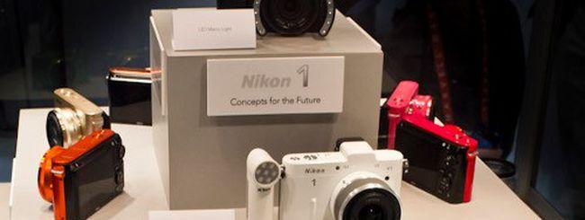 Fotocamera mirrorless, cos'è e come funziona