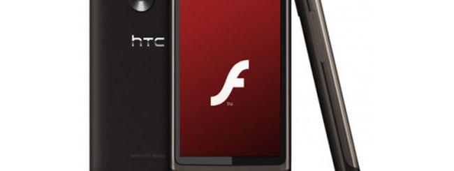 Adobe, addio a Flash su dispositivi mobile