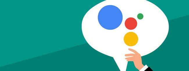 Assistente Google leggerà ad alta voce pagine web