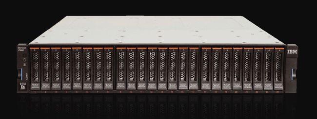 IBM presenta i nuovi sistemi Storwize V5000