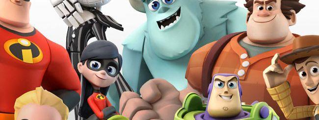 Disney Infinity, la scatola dei giochi