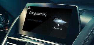 BMW, un assistente vocale per le sue auto
