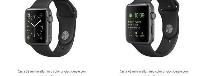 Apple Watch, calano i prezzi del dispositivo e delle riparazioni