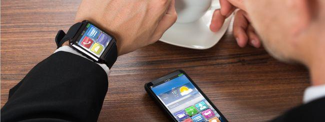 Ericsson, chiamate vocali Multi-SIM su smartwatch