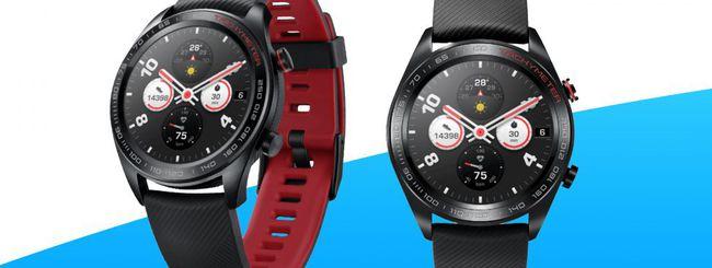 Honor si prepara ad uno smartwatch MediaTek