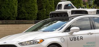 Uber, self-driving car