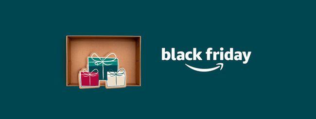 Black Friday, come sta andando su Amazon