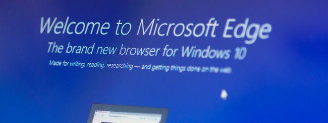 Nuovo browser Edge sempre più vicino