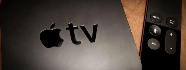 Apple TV: presto una nuova app remote