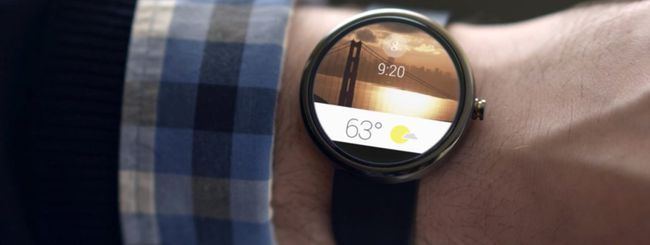 Google presenta Android Wear per indossabili