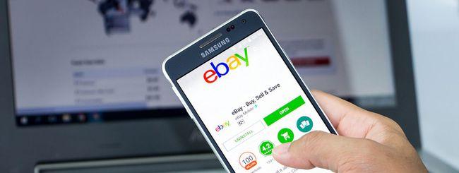 Shopping personalizzato con la nuova app eBay