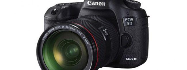 Canon EOS 5D Mark III e Nikon D4: test a ISO elevati