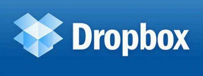 Dropbox, attacco hacker: password rubate e spam