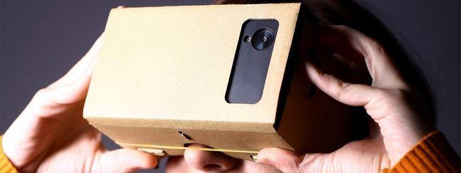Un viaggio in Artide con Google Cardboard